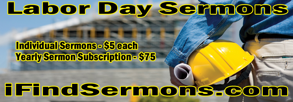 Labor Day Sermons